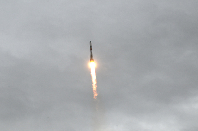 Russian Cargo Ship Blasts Off for Space Station