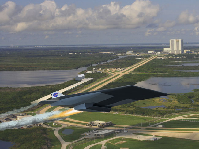 Railway to the Sky? NASA Ponders New Launch System
