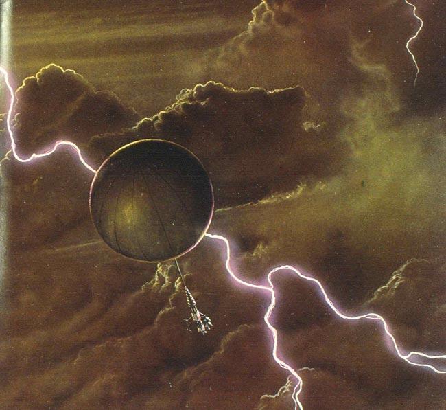 Lightning on Venus Strikingly Similar to Earth's