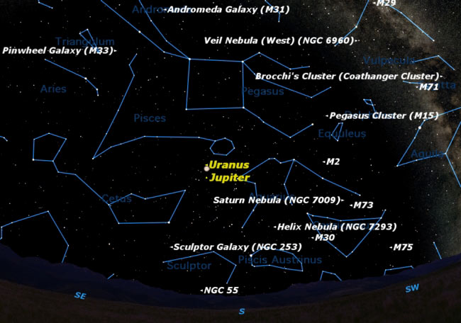 Telescopes Up!  A Guide to the Night Sky's New Stargazing Season