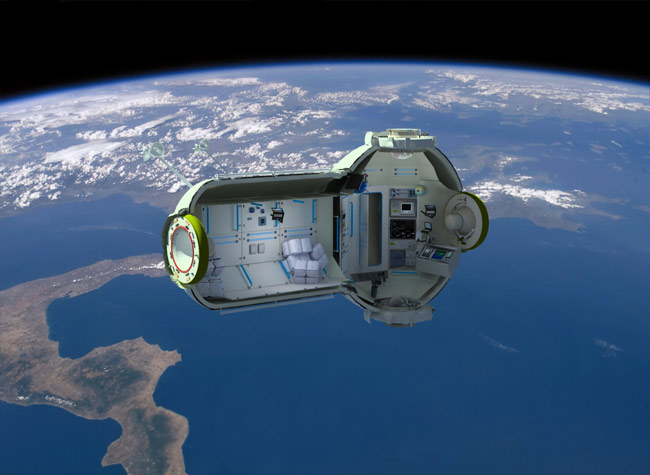 World's First Commercial Space Station Planned in Russia