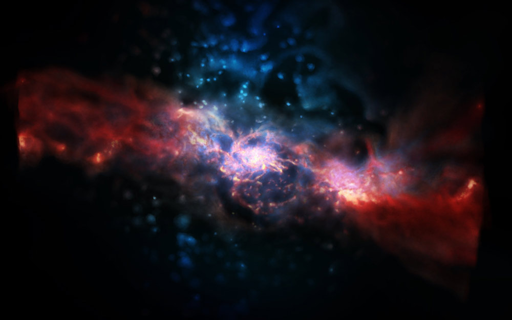 One Star Birth Scenario Debunked By 'Living Fossil' Galaxies
