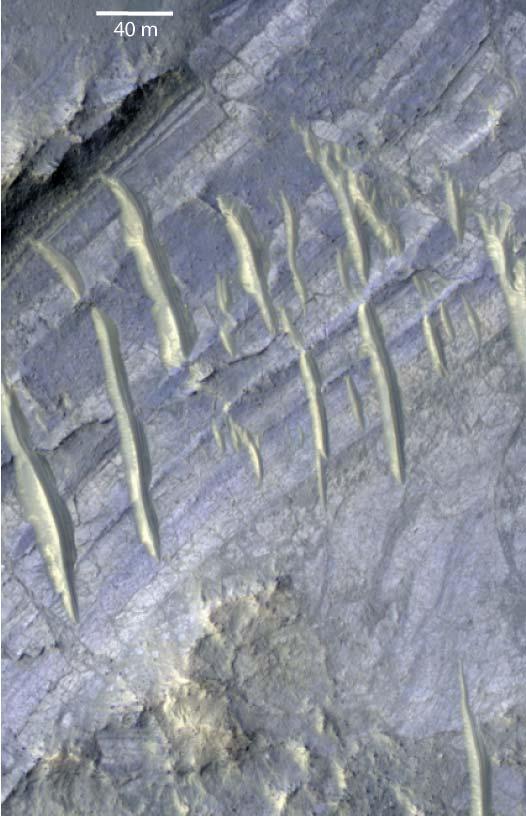 Deep Hotspots on Ancient Mars Looked Habitable