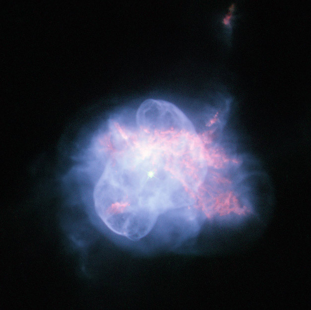 Dying Star's Last Breath Frozen in Hubble Photo