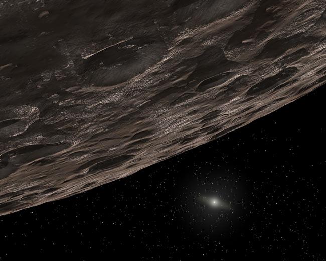 Kuiper Belt — Trans-Neptunian Region