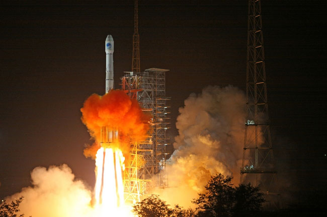 China Activates Homegrown GPS System