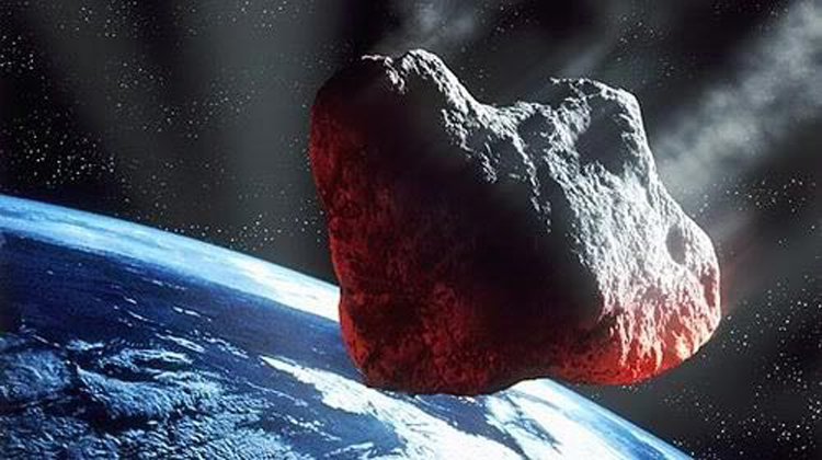 Earth's Water Likely Came from Very Early Asteroid Strikes