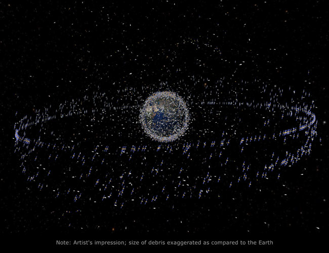 Latest News About Space Junk and Orbital Debris