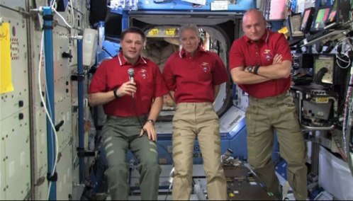 What's Cooking On the Space Station? An Early Thanksgiving Feast
