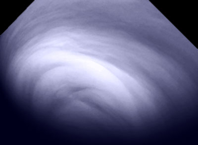 Are Mystery Clouds of Venus a Warning Sign for Earth's Climate Battle?