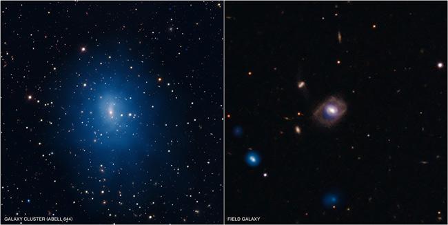 Images Reveal Clues to Universe's Friskiest Black Holes