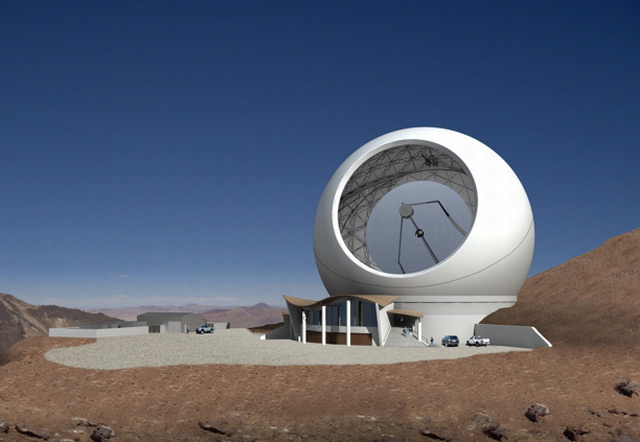 New Telescope in Chile to Witness Birth of Galaxies