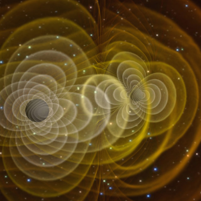 Do Gravitational Waves Cause Tiny Earthquakes?