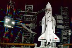 A Soviet Space Shuttle