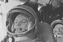First Manned Mission