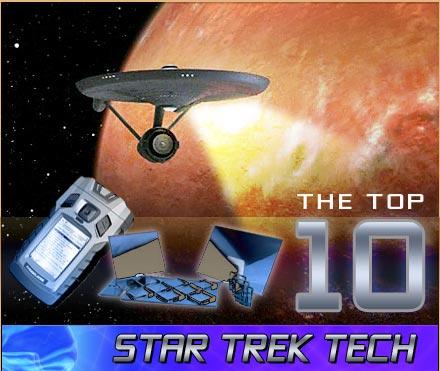 The Top 10 Star Trek Technologies