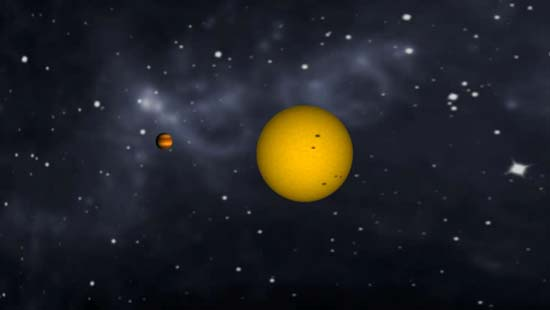 Good Night, Exoplanet: Baby Name Book to Raise Science Funds