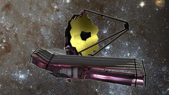 Senate Panel Restores James Webb Space Telescope Funding