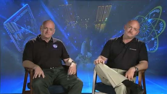 Astronaut Twins Headed to Space