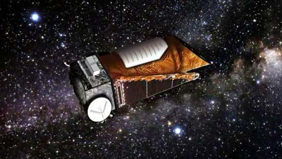 NASA to Reveal Planet-Hunting Telescope's Discovery Today With Sci-Fi Help
