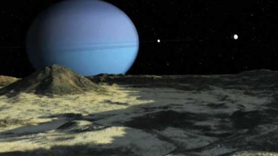 Latest News About Uranus, 7th Planet in the Solar System