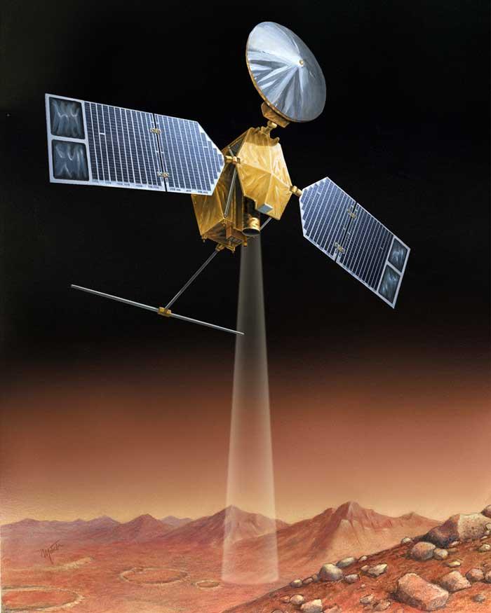 Red Planet Bound: Mars Reconnaissance Orbiter