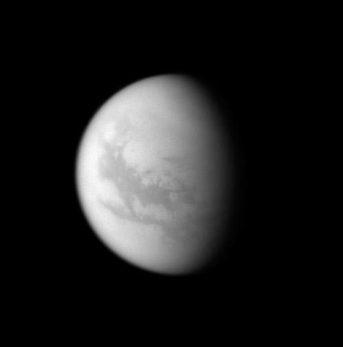 Life's Ingredients Could Form on Titan's Surface