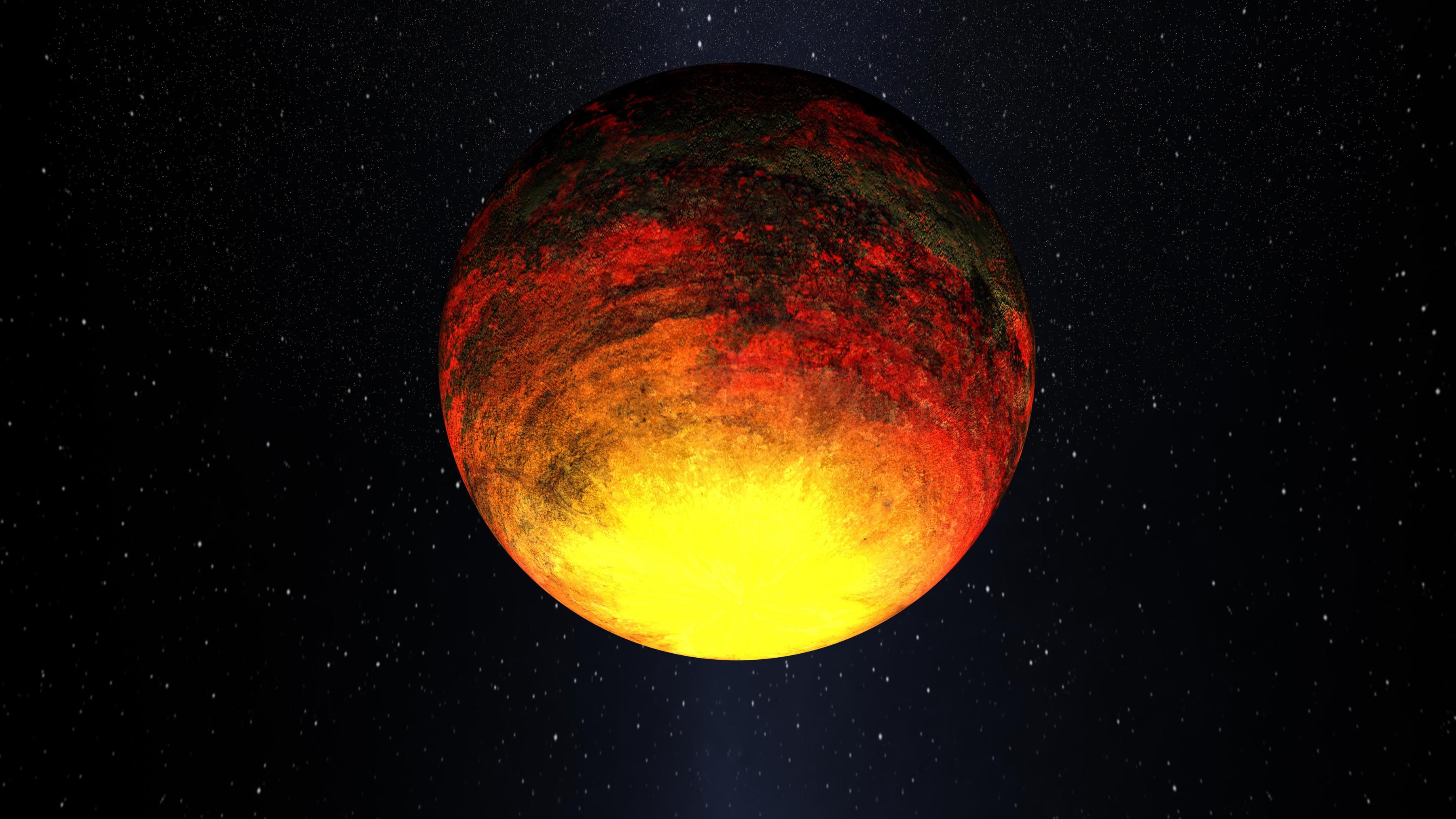 How Scientists Know Alien Planet Kepler-10b is a Small, Rocky World