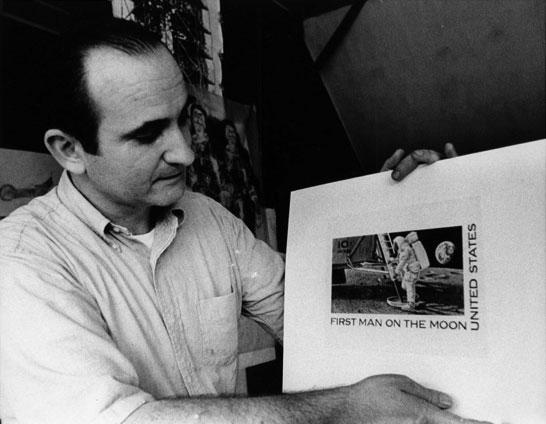 Space and Stamp Artist Paul Calle, 82, Dies