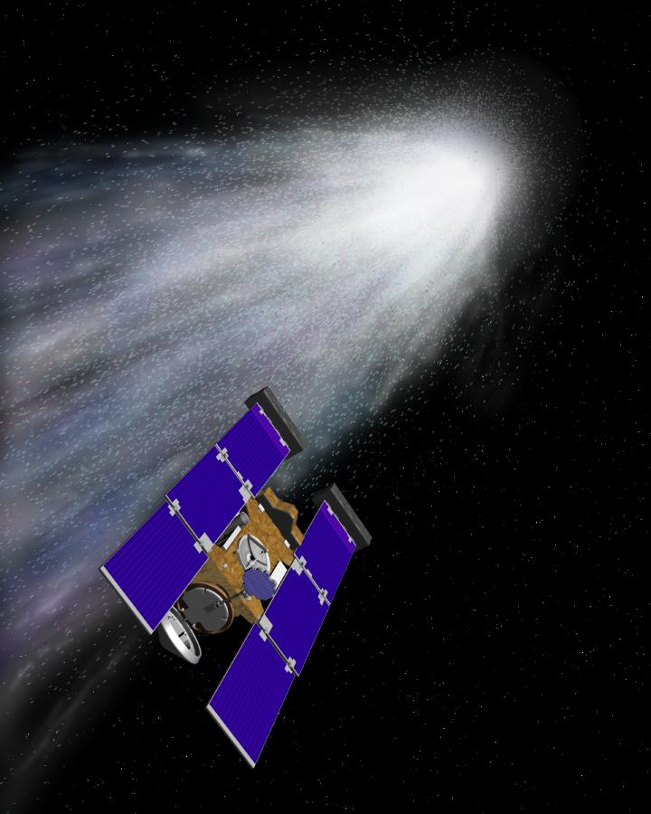 NASA Sets Valentine's Day Date With Comet