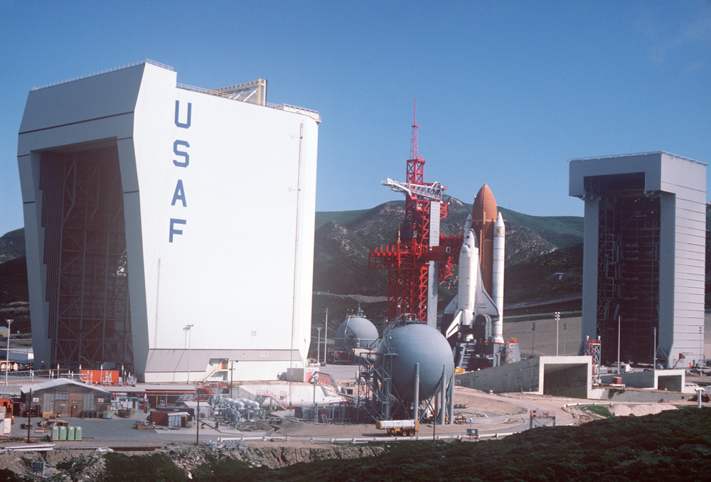 From Shuttles to Rockets: Long History for Calif. Launch Pad