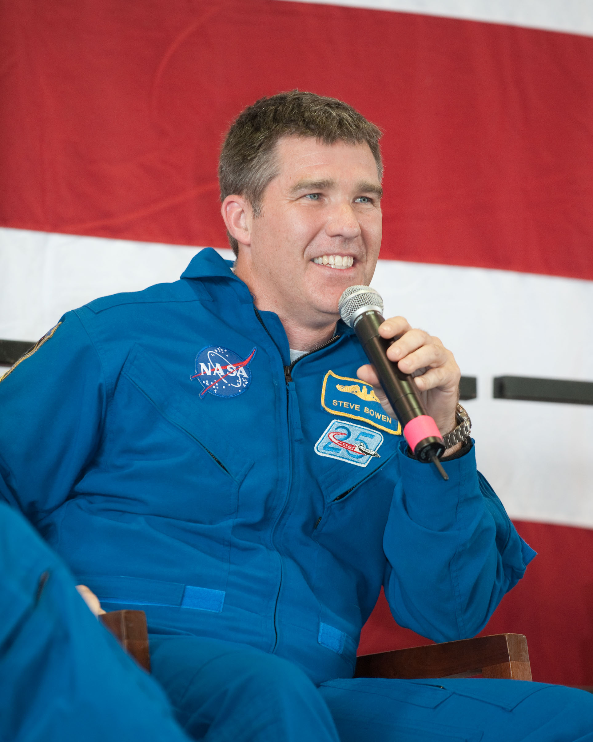 NASA Replaces Injured Astronaut for Next Shuttle Mission