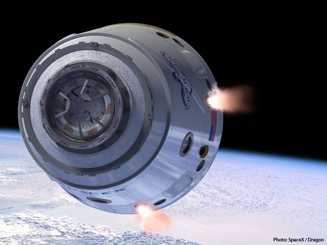 NASA Tentatively Approves Plan for Private Spaceship to Visit Space Station