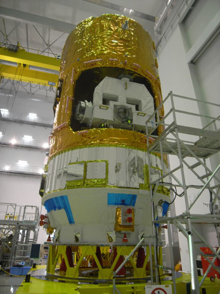 Kounotori2 Cargo Ship Readied for Launch