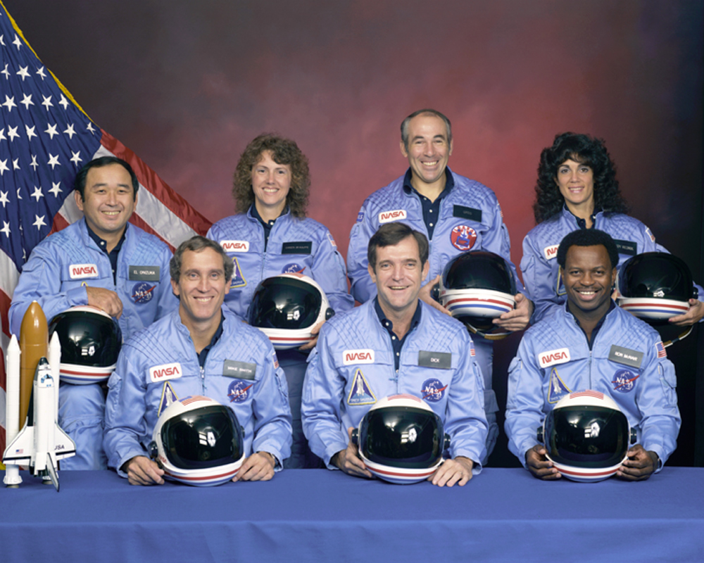 First Space Shuttle Disaster: STS-51L (Challenger)