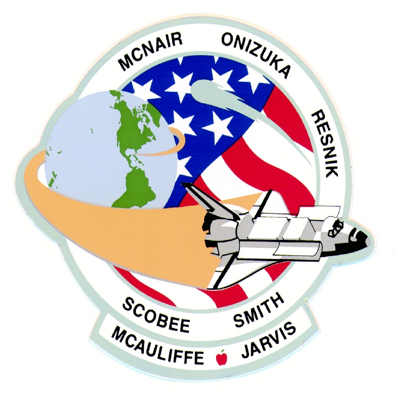 on mission space shuttle challenger sts 51l - photo #9