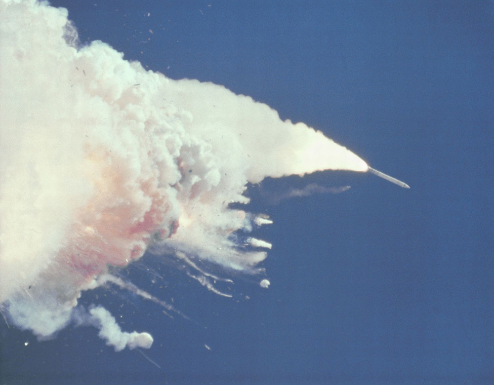 space shuttle challenger recovery - photo #13