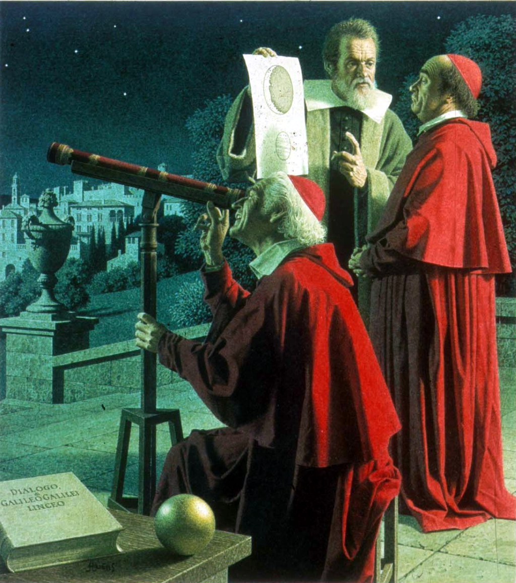 the life and beliefs of galileo galilei Galileo's dad, vincenzo, was a famous musician and composer  galileo was  sent to prison for his scientific belief that the sun was at the centre of the solar.