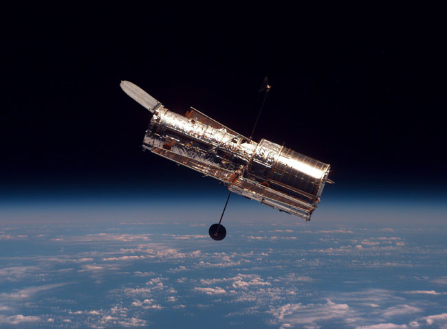 NASA to Announce New Discovery by Hubble Space Telescope