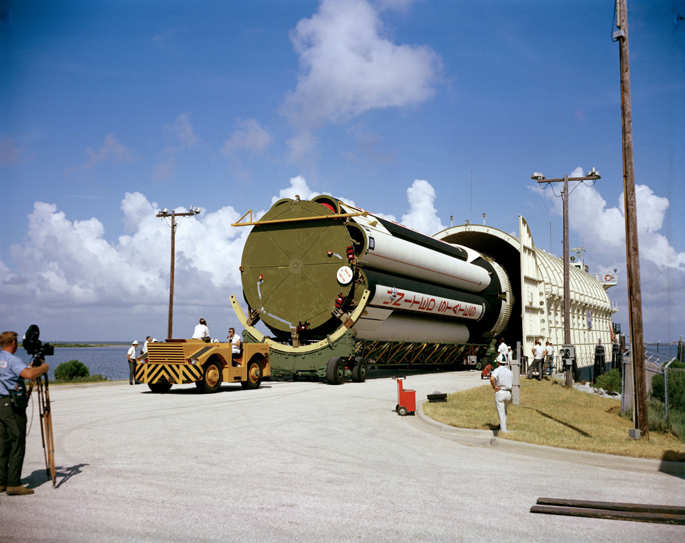 Saturn 1 Launch Vehicle