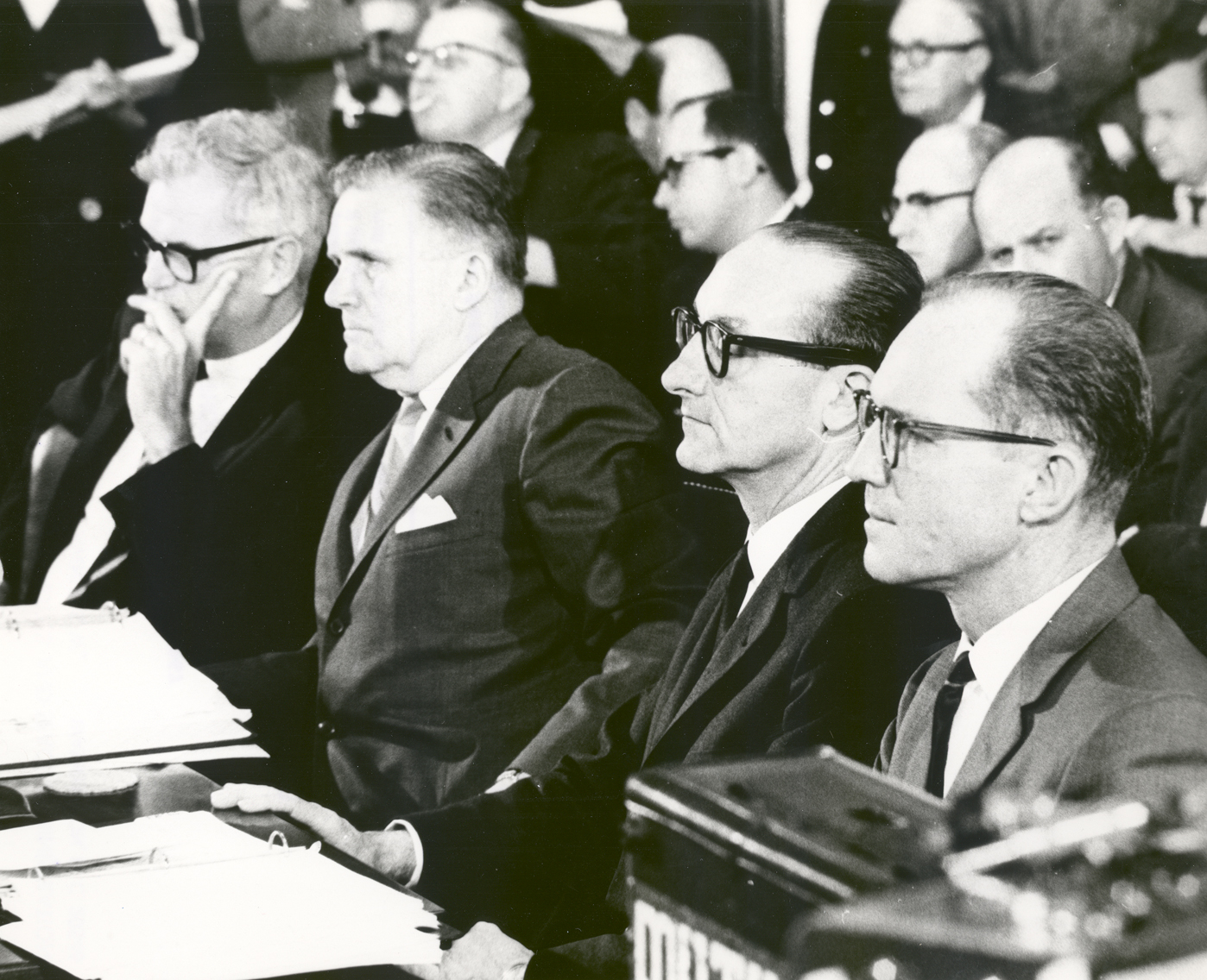 Senate Hearing Regarding Apollo 1