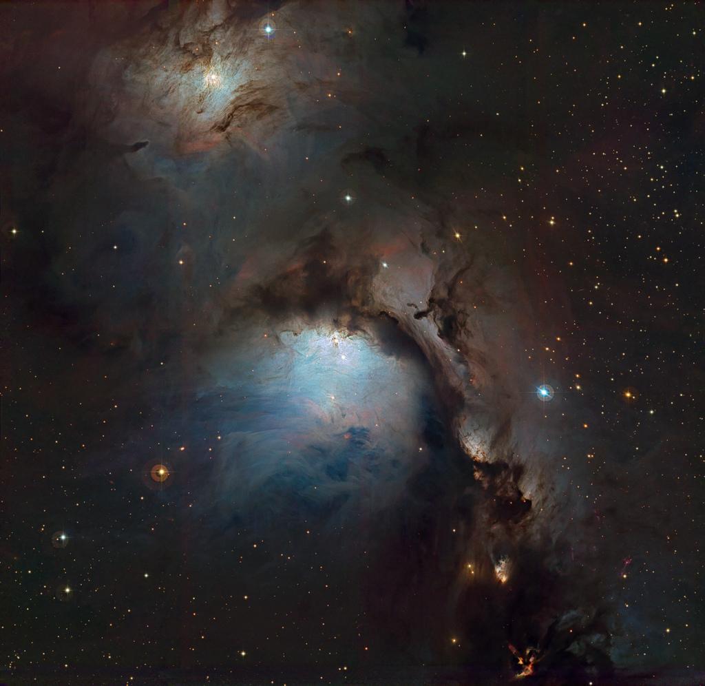 Spectacular Photo Spotlights Reflecting Nebula M78