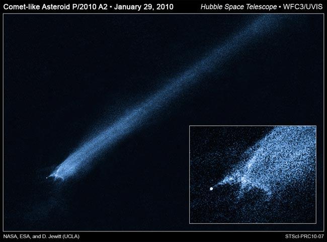 When Asteroids Collide