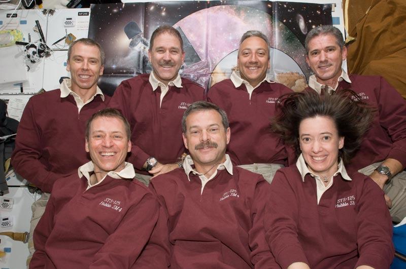 The Last Hubble Repair Crew