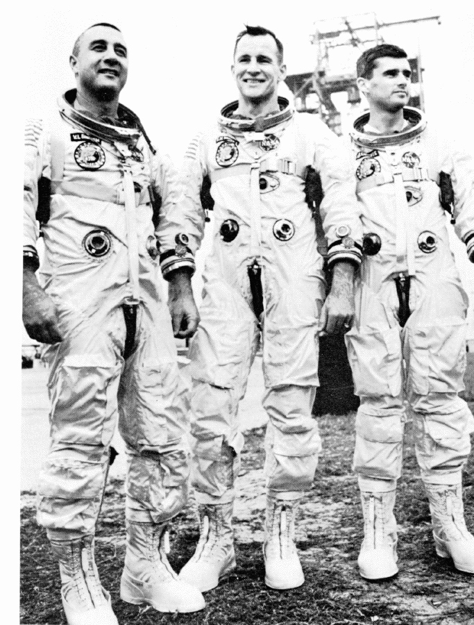 Remembering Apollo 1