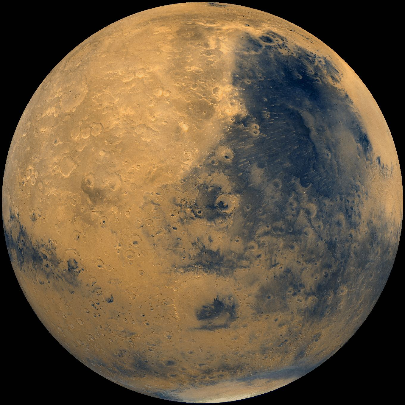 Viking's View of Mars