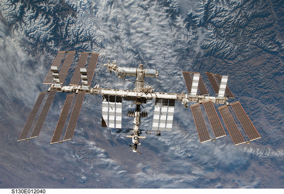 The International Space Station is primarily a science laboratory in space. NASA would like to invest in ventures beyond Earth orbit, but industry leaders fear what will happen if the agency pulls out its investment in the station before a commercial options is available.
