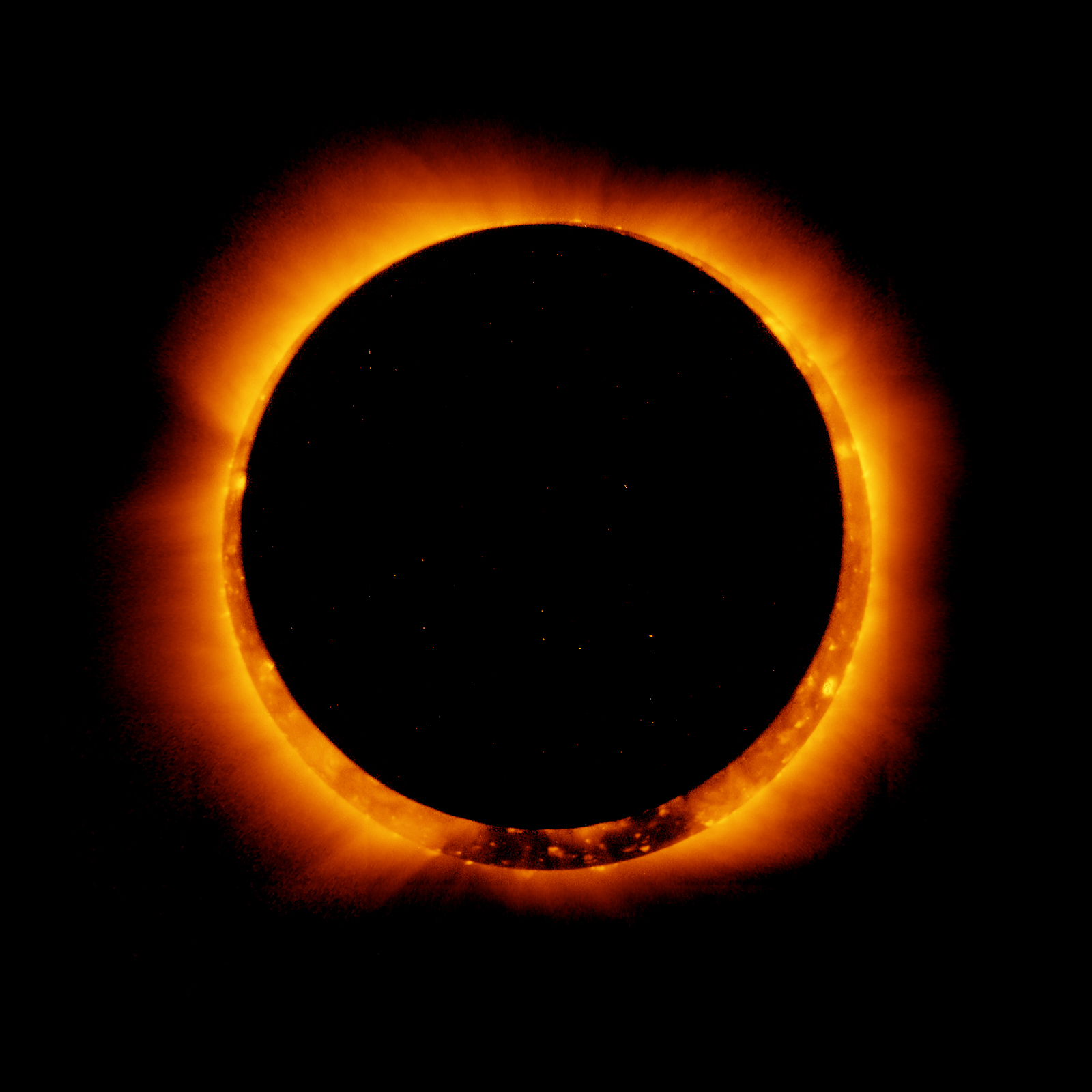 Rare 'Ring of Fire' Solar Eclipse Visible from China to Texas Today