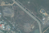UNOSAT-provided image of Juba, South Sudan, taken by QuickBird satellite.