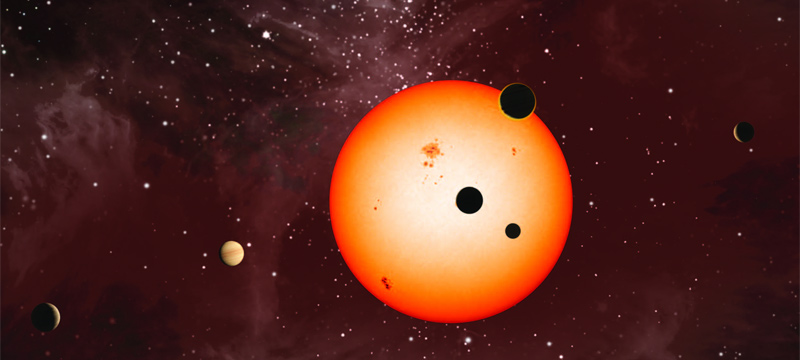 Kepler-11b: Almost Double Earth's Mass